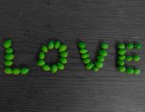 Зеленый Мирабель Стоковое Изображение RF