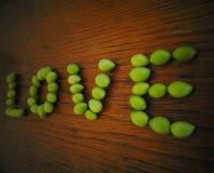Зеленый Мирабель Стоковые Изображения RF