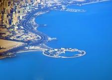 зеленый остров Стоковое Изображение
