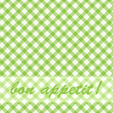 зеленый пикник картины Стоковая Фотография RF