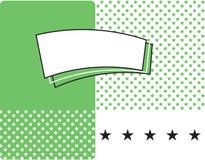 зеленый план Стоковые Фото