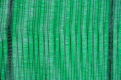 зеленый пластичный weave Стоковая Фотография