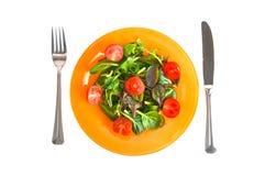 зеленый померанцовый красный цвет Стоковые Фотографии RF