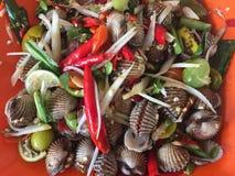 Зеленый салат папапай Стоковое фото RF
