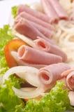 зеленый салат Стоковое Изображение RF