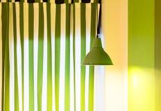зеленый светильник Стоковое Изображение RF