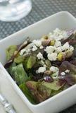 зеленый смешанный салат Стоковые Фотографии RF