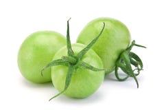 зеленый сырцовый томат стоковая фотография rf