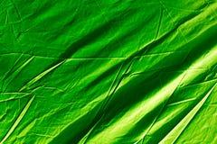 Зеленый тент как предпосылка стоковое изображение rf