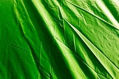 Зеленый тент как предпосылка стоковые фото