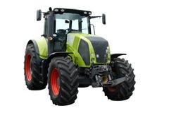 зеленый трактор Стоковые Фотографии RF