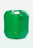зеленый цвет бочонка Стоковые Фотографии RF