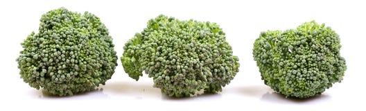 зеленый цвет брокколи знамени Стоковые Фото