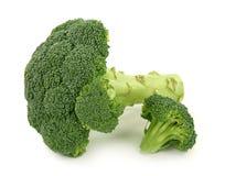 зеленый цвет брокколи свежий стоковая фотография rf