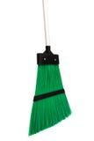 зеленый цвет веника Стоковое Изображение