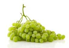 зеленый цвет виноградины стоковые фото