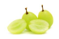 зеленый цвет виноградины Стоковые Изображения