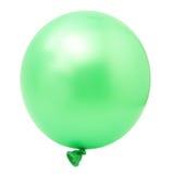 зеленый цвет воздушного шара Стоковая Фотография
