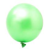 зеленый цвет воздушного шара Стоковые Фото