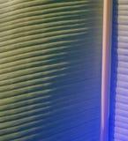 Зеленый цвет выходит Patern Стоковая Фотография RF