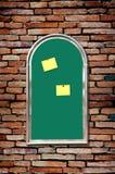 зеленый цвет доски Стоковое Изображение RF