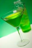 зеленый цвет дракона Стоковые Изображения RF