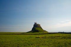 зеленый цвет замока Стоковые Изображения RF