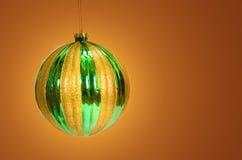 зеленый цвет золота Стоковые Изображения RF
