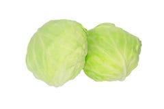 зеленый цвет капусты Стоковые Изображения RF