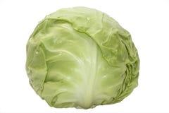 зеленый цвет капусты Стоковые Фото