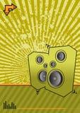 зеленый цвет клуба Стоковые Изображения RF