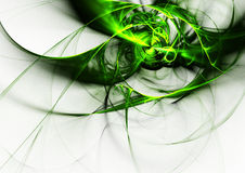 зеленый цвет конструкции Стоковые Фото