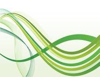 зеленый цвет конструкции Стоковые Изображения RF