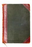 зеленый цвет крышки книги старый Стоковые Фотографии RF