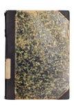 зеленый цвет крышки книги старый стоковые изображения rf