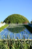 зеленый цвет купола Стоковая Фотография