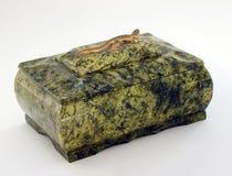 зеленый цвет ларца Стоковая Фотография RF