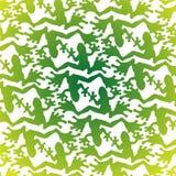 зеленый цвет лягушек Стоковые Изображения