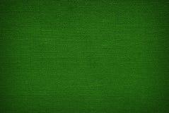 зеленый цвет мешковины Стоковая Фотография RF