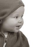 зеленый цвет младенца стоковые фотографии rf