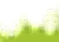 зеленый цвет многоточий Стоковые Изображения