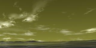 зеленый цвет настольного компьютера бесплатная иллюстрация