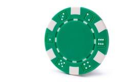 зеленый цвет обломока стоковая фотография