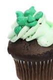 зеленый цвет пирожня Стоковое фото RF