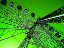 зеленый цвет потехи Стоковое фото RF