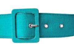 зеленый цвет пояса Стоковые Фото