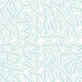 зеленый цвет предпосылки выходит естественными Стоковое Фото