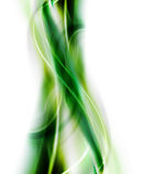 зеленый цвет предпосылки шикарный Стоковая Фотография