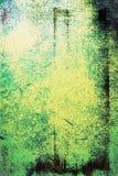 зеленый цвет предпосылок Стоковые Фотографии RF