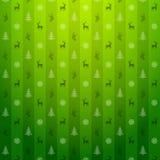 зеленый цвет рождества предпосылки Стоковые Фото